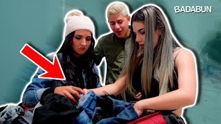 YouTubers Expuestos   No creerás lo que traen en sus maletas