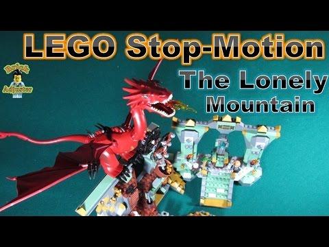 Vidéo LEGO Le Hobbit 79018 : Le Mont solitaire