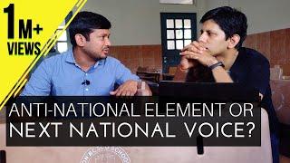Video The Kanhaiya Kumar Interview (Part1): Anti-National menace or a rising National voice? MP3, 3GP, MP4, WEBM, AVI, FLV September 2018