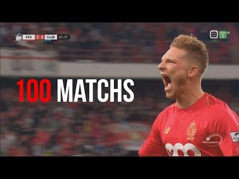 100 matchs pour Renaud !