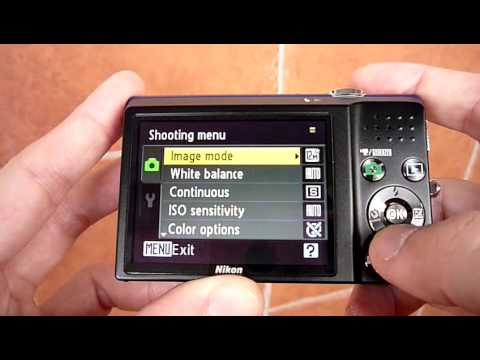 Nikon CoolPix S570 : hands-on preview