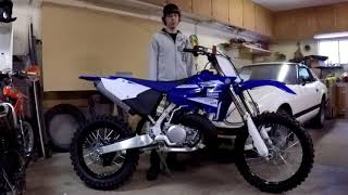 10. BRAND NEW BIKE!! Why I chose the YZ250X