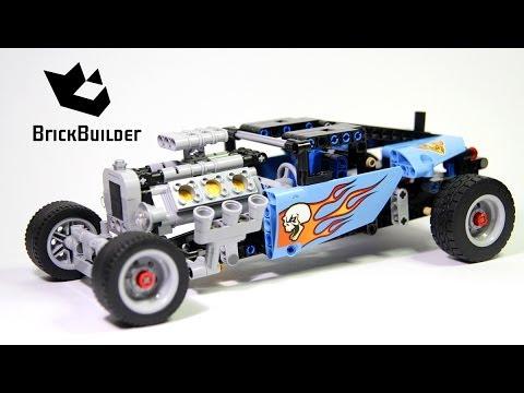 """Конструктор Lego Technic 42022 """"Гоночный автомобиль Хот-род"""""""