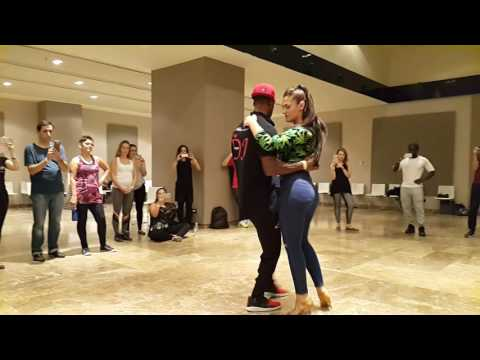 Mike Even's & Marta Oteiza @ Kizomba Open Festival 2016