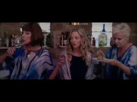 Mamma Mia 2 - Angel Eyes