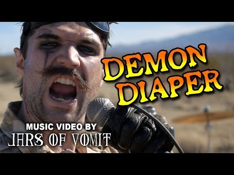 JARS OF VOMIT – Demon Diaper – Official Music Video