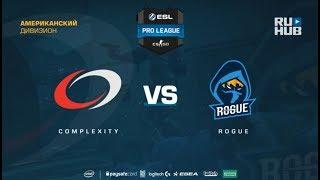 Rogue vs compLexity - ESL Pro League S7 NA - de_cache [SleepSomeWhile, JayTB]