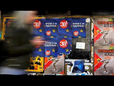 Δημοψήφισμα στα Σκόπια: Ο λόγος στους πολίτες