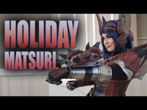 Holiday Matsuri 2019 - The Cosplay Experience