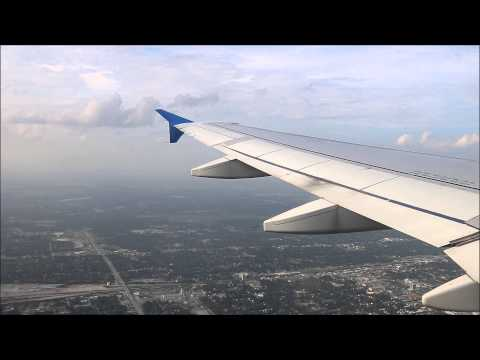 [HD] Allegiant Air A320 takeoff from Springfield/Branson National Airport