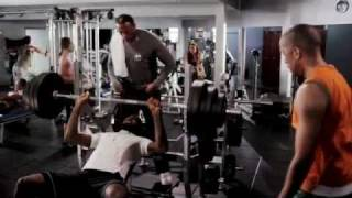 Dr. Dre & LeBron James Power Beats Commercial/Advertisement