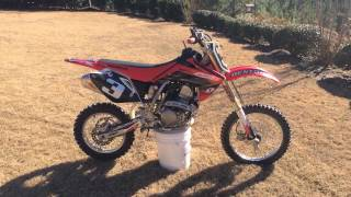 5. CRF150r for Sale!