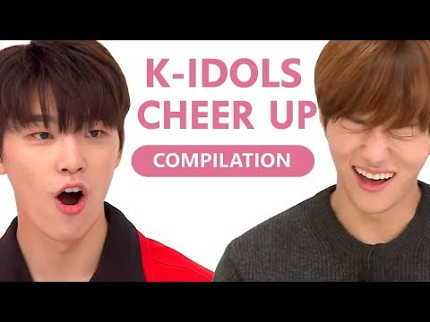 Video K-IDOLS DANCING TO TWICE CHEER UP (COMPILATION) download in MP3, 3GP, MP4, WEBM, AVI, FLV January 2017