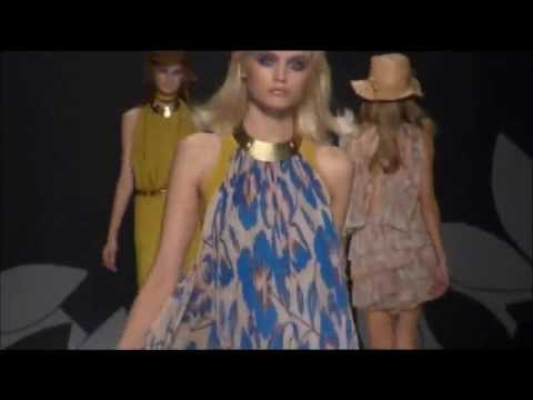 ETRO Woman Spring/Summer 2011 Fashion Show