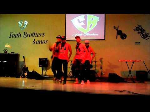 Faith Brothers – Jesus Freaks