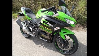 10. ★ 2019 KAWASAKI NINJA 400 REVIEW ★
