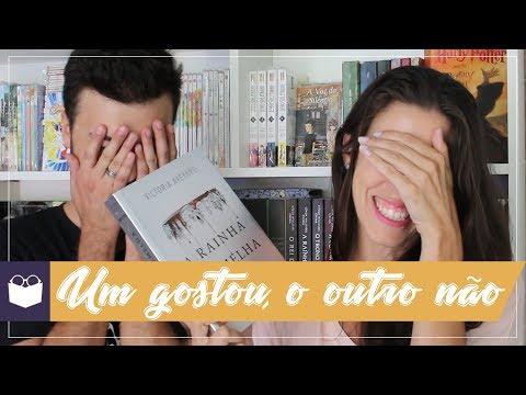 UM GOSTOU, O OUTRO NÃO | Admirável Leitor