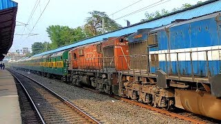 Video [6 in 1] Twin ALCo Trains Compilation | WDM 3A & WDM 3D at their best !! MP3, 3GP, MP4, WEBM, AVI, FLV Juli 2017