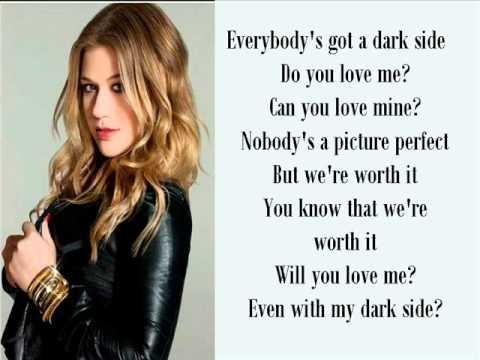 Dark Side by Kelly Clarkson (Audio + Lyrics)