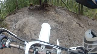8. 2005 YZ250 2-stroke - Jeep trails