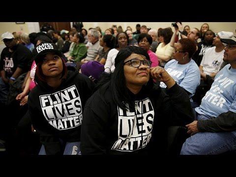 ΗΠΑ: Βουλευτές ζητούν παραιτήσεις για το μολυσμένο νερό του Φλιντ