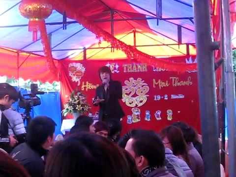 Tình Nhạt Phai - Châu Việt Cường hát Live tại Đám Cưới