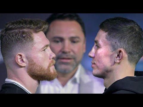 (FULL) Canelo Alvarez vs. Gennady Golovkin Press Conference | ESPN