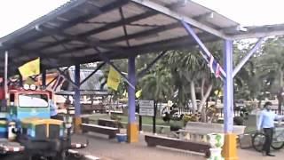 Pak Khwae Thailand  City new picture : Kanchanaburi Province, River Kwai Station the trip back to Bangkok, Thailand. ( 34 )