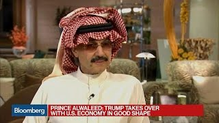 Arab (AL) United States  City new picture : Saudi Prince Says Trump Could Improve U.S. Relations With Arab World