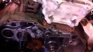 5. Suzuki LTZ 400 how to install big bore cylinder 440. Head Bolts torque specifications