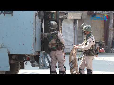 Shutdown on Mirwaiz Farooq, Gani Lone anniversaries disrupts life in Kashmir