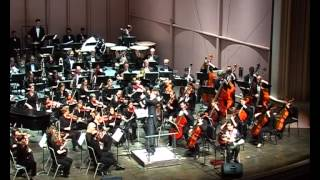 """Beirut Sensations"" Orchestral composition & performance by RONY BARRAK"