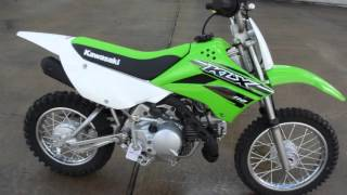 5. SALE $1,999:  BRAND NEW  2015 Kawasaki KLX110 Overview and Review