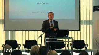 Henrik Enderlein, Professor of Political Economy at Hertie School of Governance