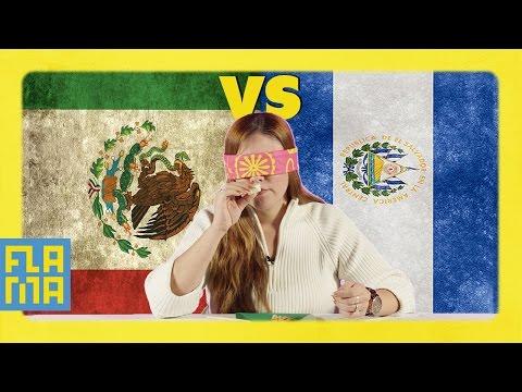 Mexico vs. El Salvador: Taste Test