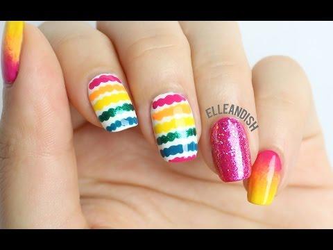 nail art dotter lines