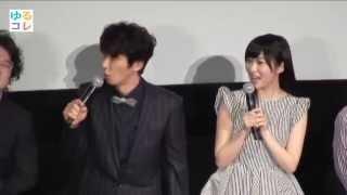 【ゆるコレ】ユースケ・サンタマリアが舞台挨拶で別作品をPR