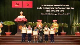 Tin tức 24h mới nhất hôm nay: TP. Hồ Chí Minh tuyên dương học sinh giỏi năm học 2016 - 2017Xem #TinTuc hấp dẫn, Tổng Hợp #Video Mới nhất về #Tintuc24h Việt Nam - Quốc Tế nóng bỏng nhất đang diễn ra trong thời gian qua. Kênh Tin Báo Nhân Dân sẽ cập nhật đến các bạn các thông tin đầy đủ nhất tại đây. Mời bạn đón xem nhé !Đăng Ký Xem Video #tinmoi Miễn Phí: http://goo.gl/dVkSzA1. Bản #tinthoisu -- https://goo.gl/P6kNXd2. Tin Dự báo thời tiết -- https://goo.gl/YNpoJx3. Tổng Hợp #tintrongnuoc -- https://goo.gl/la17CV4. Seri Điều Tra Phá Án Lần theo dấu vết -- https://goo.gl/iHDMiJ5. Phóng Sự Điều Tra Chống Buôn Lậu -- https://goo.gl/TW5Hrj6. Phim Phá Án 75 Tập -- https://goo.gl/sySkMa7. Sức Khỏe Cuộc Sống -- https://goo.gl/yDGMVZ