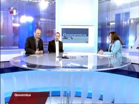 GOVORNICA, HTV1, 16. 5. 2014.