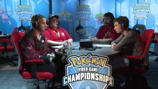 2016 Pokémon National Championships: VG Masters Top 4, Match A by The Official Pokémon Channel
