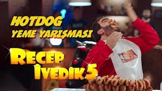 Hotdog Yeme Yarışması | Recep İvedik 5