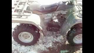 10. Arctic Cat 300 ATV