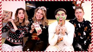 Video Pass The Present Challenge | Zoella MP3, 3GP, MP4, WEBM, AVI, FLV Oktober 2018