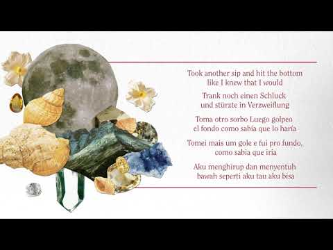 Gabrielle Aplin & JP Cooper - Losing Me (Multi Language Lyric Video)