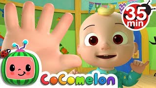 Video Finger Family | +More Nursery Rhymes & Kids Songs - Cocomelon (ABCkidTV) MP3, 3GP, MP4, WEBM, AVI, FLV September 2018