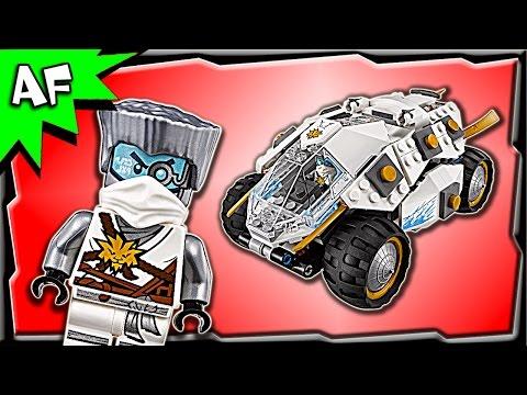 Vidéo LEGO Ninjago 70588 : Le Tumbler du Ninja de Titane