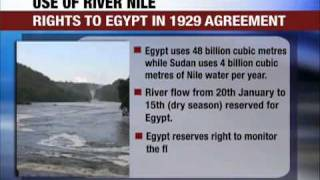 New R.Nile Water Sharing Agreement Signed.flv