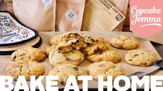 Bake at Home!   New York Style Chocolate Chip Cookies   Cupcake Jemma by Cupcake Jemma
