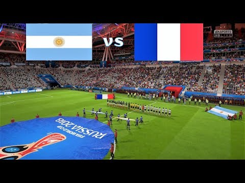 France vs Argentina Full Match & Prediction 30th June 2018 FIFA World Cup 2018 : Round of 16