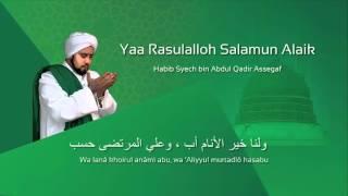 Video Lafadz Lirik Yaa Rasulalloh Salamun Alaik - Habib Syech MP3, 3GP, MP4, WEBM, AVI, FLV Juni 2019